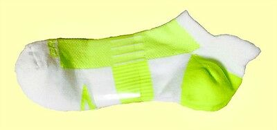 Brooks Radical Lightweight Tab No Show Running Sock, 6 pr $18.99 +FREE SHIPPING!