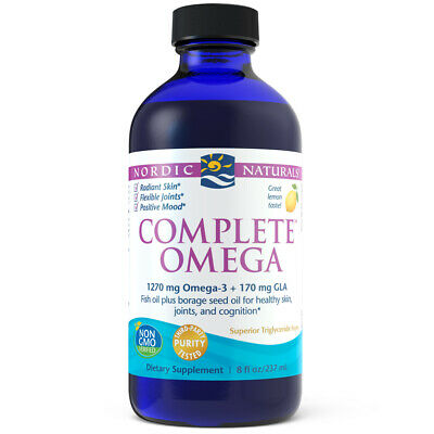 Nordic Naturals Complete Omega - Supports Healthy Skin, Joints, and Cognition