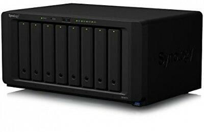 Synology DS1817+ 32TB 8 Bay NAS Solution | Installed with 8 x 4TB Seagate