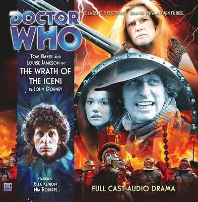 The Wrath of the Iceni (Doctor Who: The Fourth Doctor Adventures).