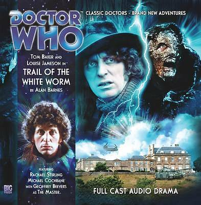 Trail of the White Worm (Doctor Who: The Fourth Doctor Adventures.