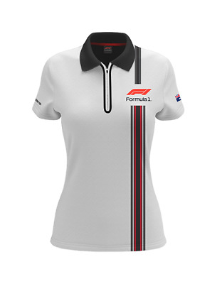 NEW Official 2018 Australian F1 Ladies Polo
