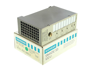 Siemens 6Es5 450-8Mb11 -New- ; S5-90/95/100U: 4Do, 24/60V, 0,5A, Isolated