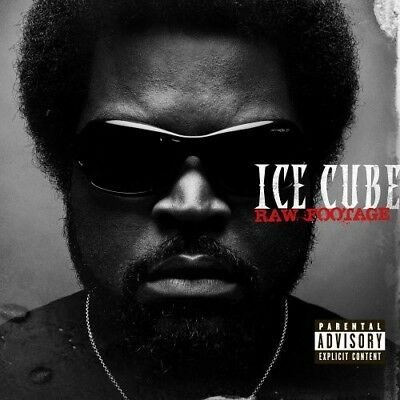 Ice Cube - Raw Footage  Explicit Version (CD Used Like New) Explicit Version