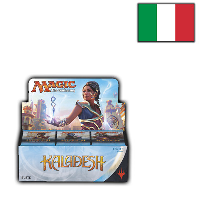 MTG: Kaladesh - Box 36 Buste (IT)