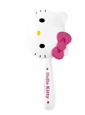 Sanrio Hello Kitty Hair Brush:Pink Sparkle Collection(100% Licensed / Brand New)