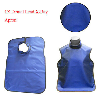 New Brand 1X Dental Lead X-Ray Apron 0.5mmpb X-Ray Protection Dentist Doctors