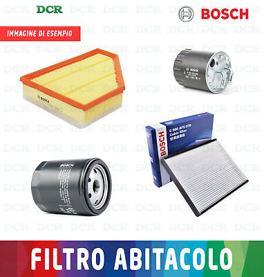 Bosch Filtro De Cabina 1987432247-SINGLE