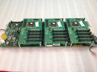 (1) HP Scitex 503000148 board with (3) CC903-67078 boards From Turbojet printer