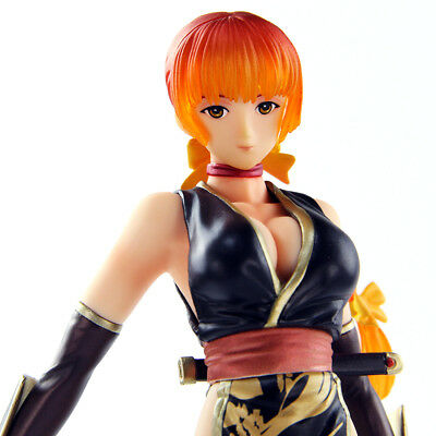 DEAD OR ALIVE Kasumi Scale Figure Kaiyodo BOME Japan Official BLACK Ver.