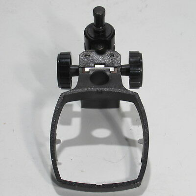 Leica Bausch & Lomb E-Arm Stereozoom 1-5 Microscope Carrier/focus Mount
