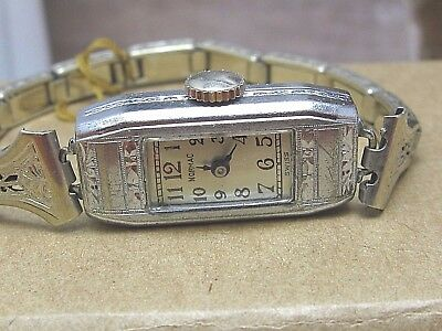 Lady's Vintage Normac Antique Mini watch all authentic in Fashion style Swiss