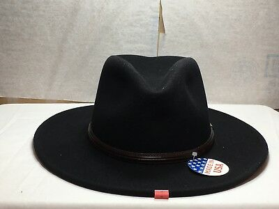 d57ae2df6c757 NEW WITH TAG Stetson Kalispell Crushable Men s Hat -  69.99