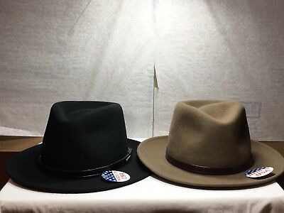 9f1dd01d0dfcc NEW WITH TAG Stetson Cruiser Crushable Men s Hat -  59.99