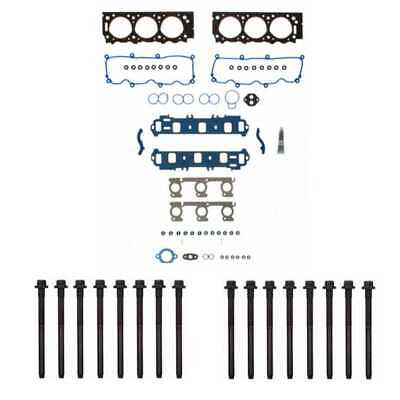 New Set of Head Gasket and Head Bolts for 2002-2008 Ford Ranger Mazda B3000 3.0L