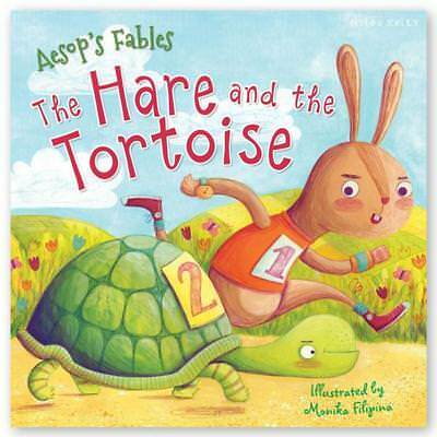 Aesop's Fables The Hare and the Tortoise Paperback Children's Book