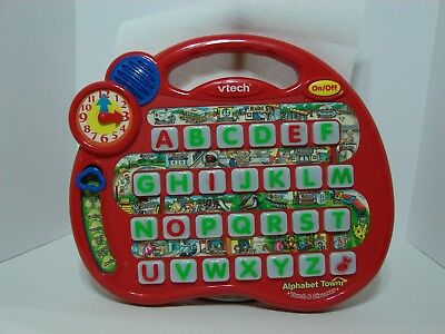 Alphabet Town Vtech Touch And Discover Pictures To Pin On