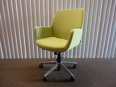 Bindu Modern Executive Conference Chair by Coalesse and Steelcase, Brian Kane