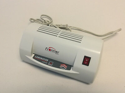 Frontier LM-25 Business Card/Photo ID 4x6 Laminator LM25 PSX-4531V