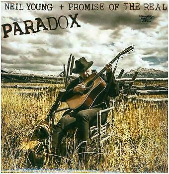 OST / Neil Young and Promise Of The Real - Paradox Vinyl LP (2) Reprise Rec NEU