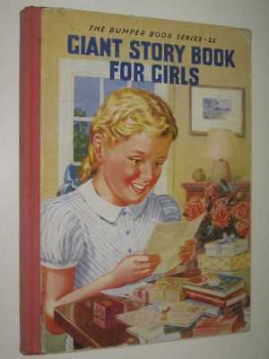 Giant Story Book For Girls: Bumper Book #22 - Hardcover