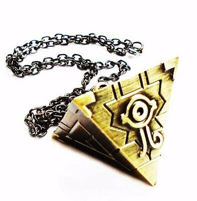 Artifact Millennium Puzzle Pendant Necklace Anime Collection