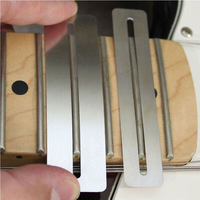 2 fretboard fret protector fingerboard guards for guitar bass luthier tool G6