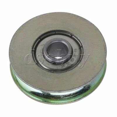 6.4x32x8mm Bearing Guide Rail Idler Passive Wheel Groove Pulley