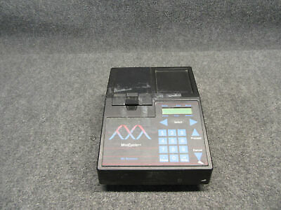 MJ Research MiniCycler PTC-150 Thermal Cycler *Tested Working*