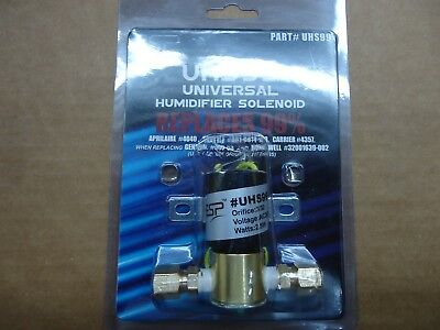 ESP UHS99 24V Universal Humidifier Solenoid Aprilaire/General/Honeywell/Skuttle