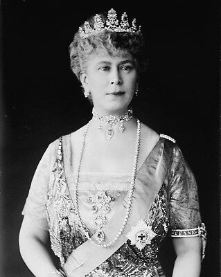 New 11x14 Photo: Mary of Teck, Queen Consort of King George V of Great Britain