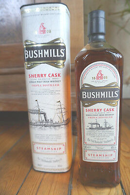 Bushmills Sherry Cask Reserve The Steamship Collection 40% 1,0l Flasche