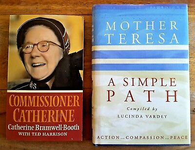 Great Women Leading Lights Religious Leaders White Slave Action Compassion Peace