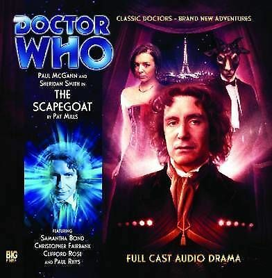 The Scapegoat (Doctor Who: The New Eighth Doctor Adventures)
