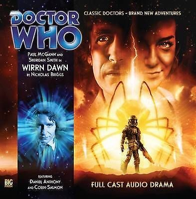 Wirrn Dawn (Doctor Who: The New Eighth Doctor Adventures)