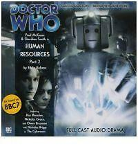 Human Resources: Pt. 2 (Doctor Who) by Eddie Robson | Audio CD Book |