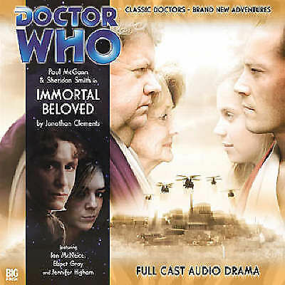 Immortal Beloved (Doctor Who) (Audio CD), Clements, Jonathan,