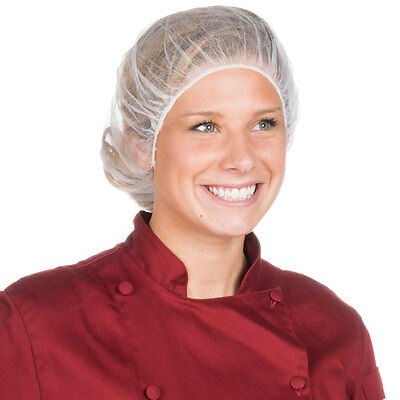 Disposable Hair Nets Caps Spray Tanning Hair Net Catering Mob Fake Tan 100-500