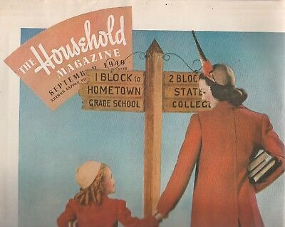 The Household Magazine 3 1940/41 Issues