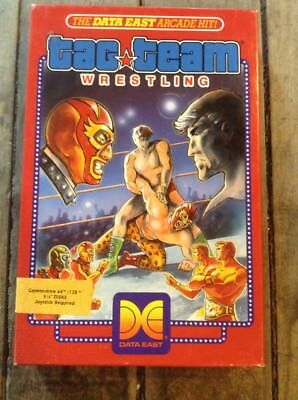 DOUBLE DRIBBLE BY Konami - Vintage Commodore 64 Game - Rare
