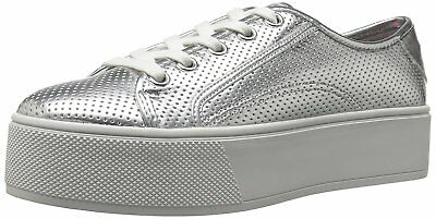 Betsey Johnson Womens Spur Low Top Lace Up Fashion Sneakers