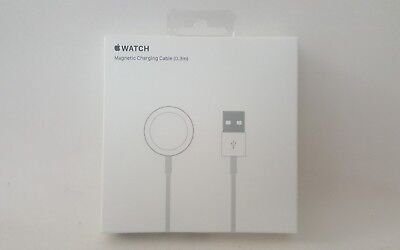 NEW GENUINE Apple Watch Magnetic Charging Cable 0.3m (1 foot) A1570 - MLLA2AM/A