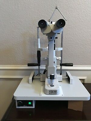 Reichert XCEL 200 Slit Lamp See All Pictures Pleas
