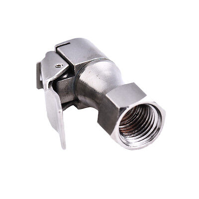 Auto Anti-wear Car Air Chuck Tire Tyre Inflator Valve Connector Adapter Tool NEW