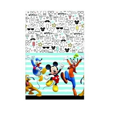 Party Supplies Birthday Decorations Mickey Mouse On The Go Tablecover