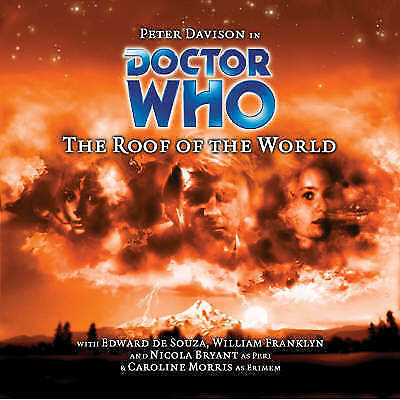 The Roof of the World (Doctor Who) New Audio CD Book Adrian Rigelsford