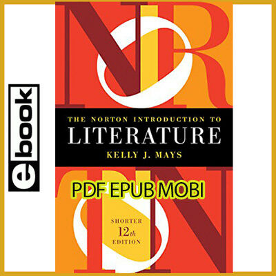The Norton Introduction to Literature 12th Edition