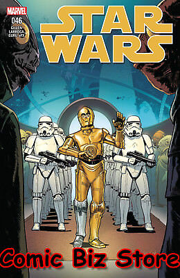 Star Wars #46 (2018) 1St Printing Bagged & Boarded Marvel Comics