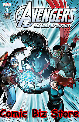 Avengers Shards Of Infinity #1 (2018) 1St Printing Marvel Legacy Tie-In