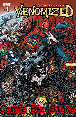 Venomized #1 (Of 5) (2018) 1St Printing Bagged & Boarded Marvel Comics